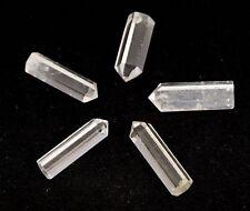 Quartz Crystal Single Terminated Point Wand Flat Base 25-30mm 1 Supplied