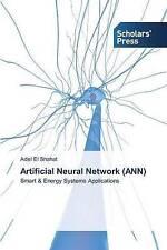 RETE Neurale artificiale (ANN) DA EL shahat ADEL (libro in brossura/softback, 2014)