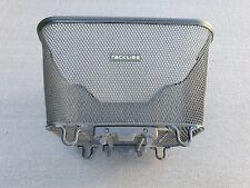 Racktime System Korb Bask-it Gepäckträgerkorb für Träger mit Adapterplatte 41×30