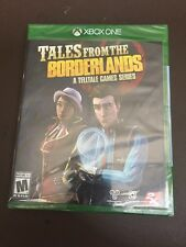 X1G4 Tales From the Borderlands (Microsoft Xbox One, 2016)