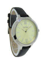 Caravelle New York 43L164 Women's Round Champagne Analog Roman Numeral Watch