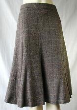 Schwingende Damenröcke aus Wollmischung