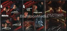 Nightmare on Elm Street DVD 1 2 3 4 5 6 7 8 + Remake Complete Collection Lot NEW