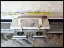 Singer/studio/silver reed/ Sk 560 Electronic KNitting machine with DAK & cable.