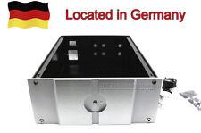 Full aluminum PASS amp enclosure case DIY amplifier chassis 220*90*310mm      GE