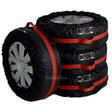 """4x S Car Auto Spare Tyre Wheel Protection Cover Case Storage Bag for 13-16"""" Tire"""