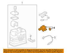 GM OEM-Vapor Canister Purge Valve 12610560