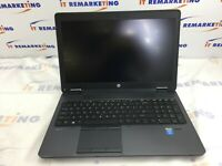 HP ZBook 15 G2 i7-4810MQ 2.8GHz 16GB RAM 750GB HDD 256GB M2 SSD Laptop - READ
