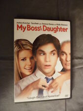 My Boss's Daughter (DVD, 2004)