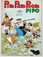 PIM PAM POUM PIPO  NUMERO  99  EDITIONS LUG  1970