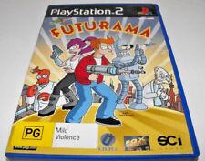 Futurama PS2 PAL *Complete*