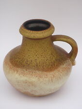 Scheurich 423-18 jarrón de cerámica-Mid century West German Pottery-pitcher