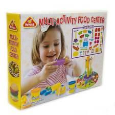 Kinder Soft Knete Set viele Farben tolles Zubehör Knetmasse Modelliermasse