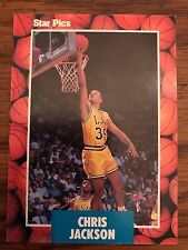1990 Star Pics Chris Jackson Louisiana State University LSU 62