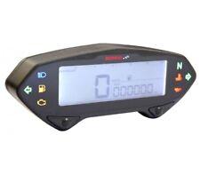 KOSO Tacho Tachometer DB01RN Drehzahlmesser Motorrad Roller Quad E-Prüfzeichen