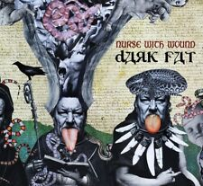 NURSE WITH WOUND - DARK FAT  2 CD NEW!