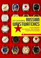 Russian Wristwatches: Pocket Watches, Stop Watches, Deck Watches & Marine