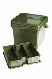 RidgeMonkey Compact Modular Bait Bucket System 7.5L Carp Fishing Organiser