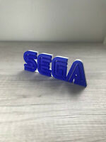 SEGA video game Logo sign 3d printed 6 in! videogame