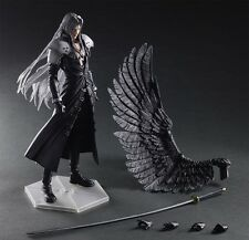 Officially Licensed Final Fantasy Advent Children Sephiroth Play Arts Kai