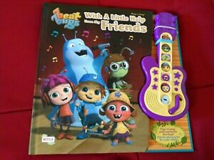 Beat Bugs With A Little Help From My Friends Play-a-Song (HC) Beatles Songs NEW