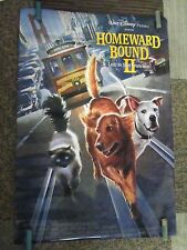 One Sheet Movie Poster Original Rolled Homeward Bound II Starring Hays #153