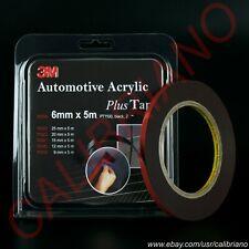 3M Automotive Acrylic Plus Tape Series PT 1100, Double-coated Acrylic foam Tape