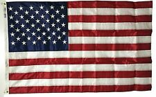 "3' x 5' U.S. ""Nyl-Glo"" Nylon Flag - Sewn & embroidered - Made in Usa by Annin"