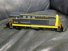 Walthers 501 Santa Fe Train
