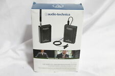 Audio-Technica PRO 88W Wireless Omnidirectional Clip-on Microphone System -