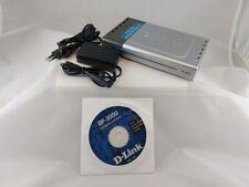 PRINT SERVER D-LINK DP-300U - 2 Porte Parallele + 1 USB - SERVER DI STAMPA