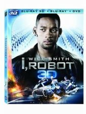 I Robot [New Blu-ray 3D] With Blu-Ray, With DVD, Widescreen, Subtitled, 3D, Ac