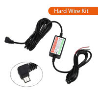 3 meter Cable Hard Wire Kit 5V Adapter Micro USB for Mini 2,1 Dash Cam DVR Hot