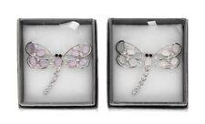 Diamante Mixed Metals Crystal Costume Brooches & Pins