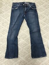 Levi's Engineered Jeans Twisted Seem Size 33 X 31 Boot cut