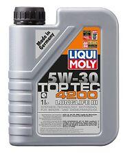 LM motorenoel Top Tec 4200 5 W 30