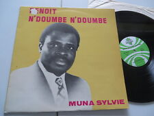 Benoit N´Doumbe - Muna Sylvie.. Disques Esperance...Vinyl:vg/ Cover:very good-