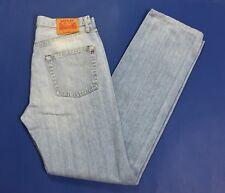 Replay 902 jeans uomo slim straight usato w33 tg 46 47 denim boyfriend T3487