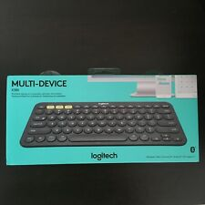 Logitech 920-007558 K380 Multi-Device Bluetooth Keyboard - Grey