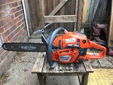 Husqvarna 550XP Professional Saw  serviced today