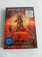 Monsters Of Metal - Compilation (Neu) - Blu-ray + DVD