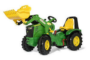 Rolly X-Trac Premium John Deere 8400R with Gears