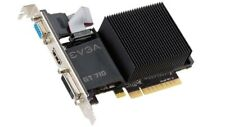 Nvidia EVGA Geforce GT 710 Passive 2 GB Silent Graphic Card