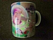 COLLECTIBLE BUZZ LIGHTYEAR CERAMIC MUG - FROM DISNEY TOY STORY