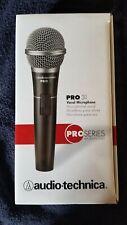 Audio-Technica Pro 31 Microphone - Lot Of 2