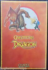 1987 drag4 grande incendio Dungeons & Dragons Citadel greatfire WARHAMMER AD&D Wyrm