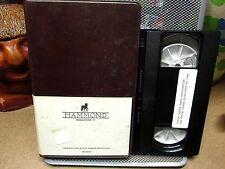 SPRING GARDEN RANCH Standardbred harness training VHS Florida Highlights 1984