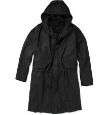 $2190 Authentic VIKTOR & ROLF Wool HOODED COAT with DETACHABLE GILET 3XL