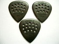 3 PICKBOY POS-a-grip Picks tono Black, 1,00 mm
