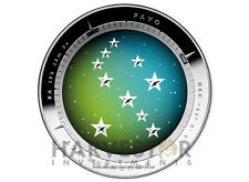 2014 SILVER AUSTRALIA SOUTHERN SKY SERIES - PAVO -  WITH ALL OGP AND COA